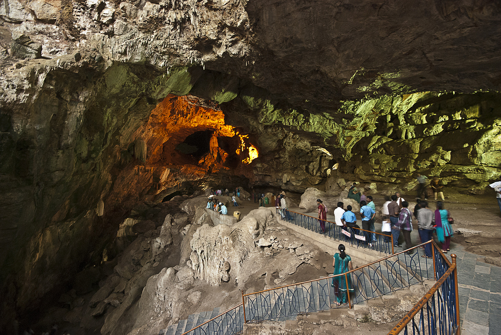 Borra Cave, Andhra Pradesh