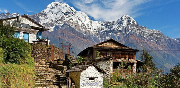 Heritage and nature sightseeing tour, Nepal