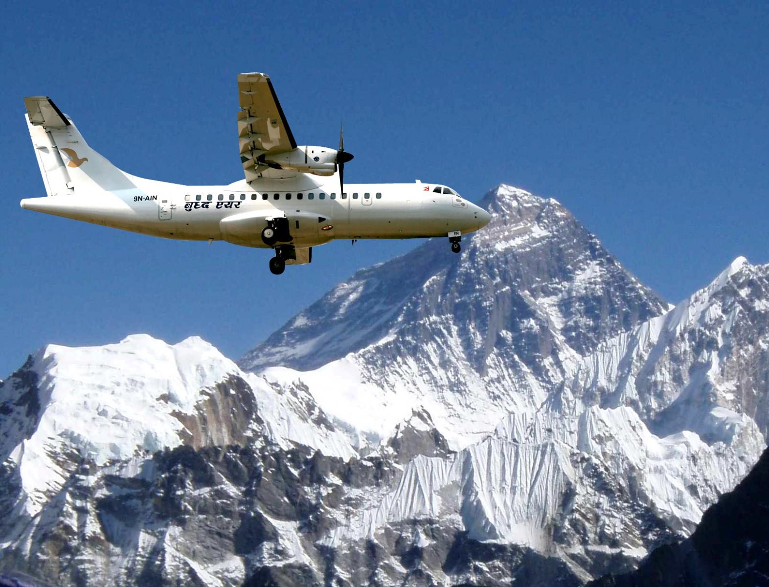 Himalayan flight experience, Nepal