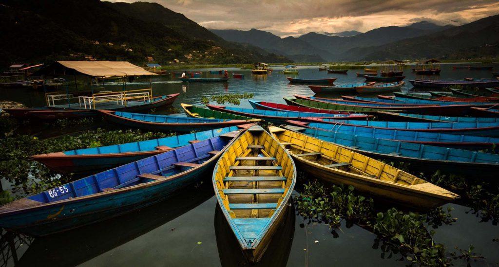 Lake activities, Nepal