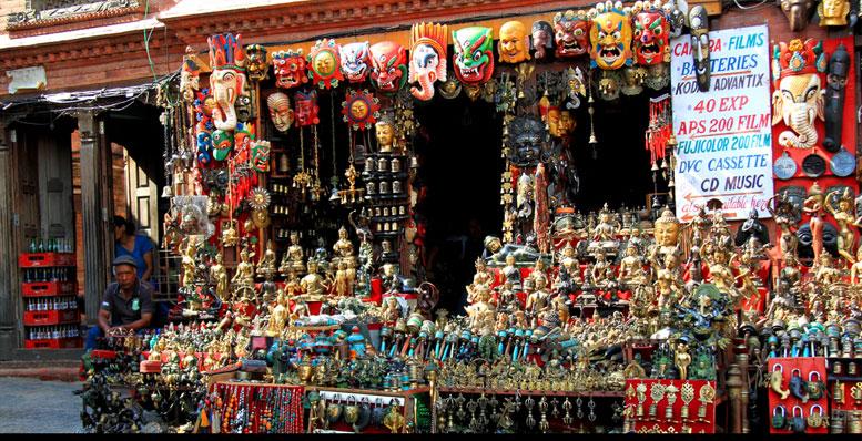 Shopping, Nepal