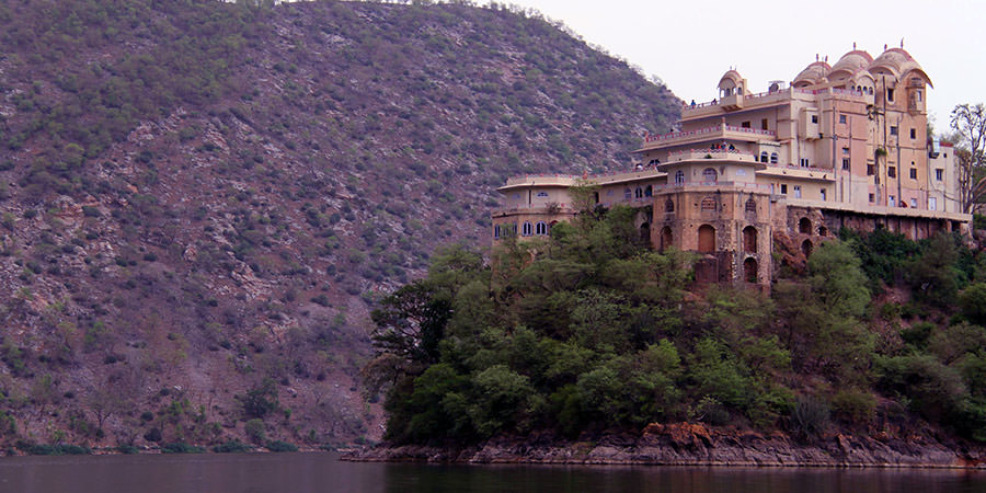 Siliserh Palace and Lake, Alwar