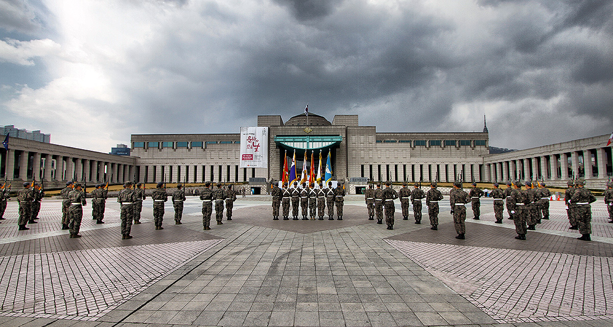 The War Memorial of Korea, South Korea