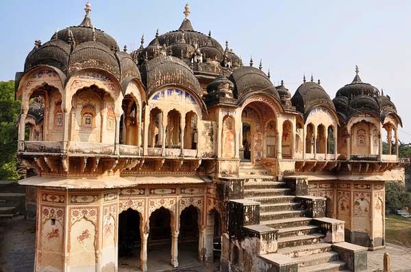 Temples of the Land Shekhawati