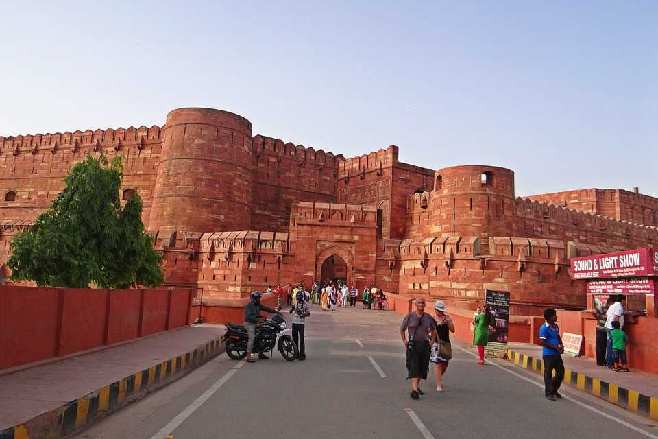 Agra Red Fort, Agra