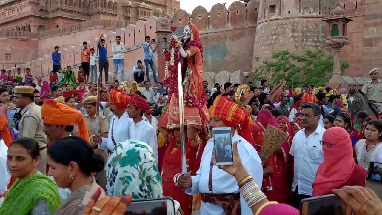 Bikaner Gangaur Festival