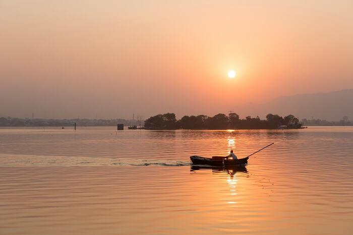 Boating, Ajmer