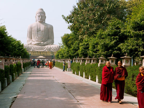 A pilgrimage to Bodhgaya will help you understand Buddhism and its teachings.