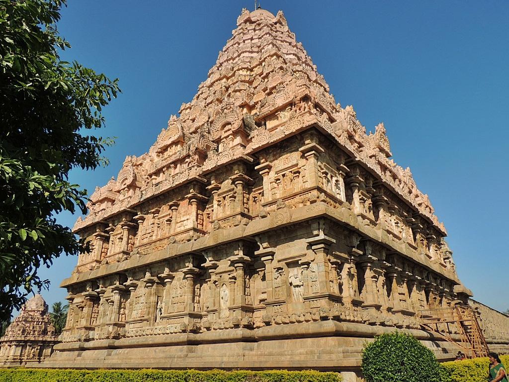 Chola Temples, Bangalore