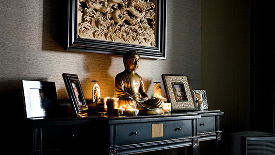 Decorated Buddha