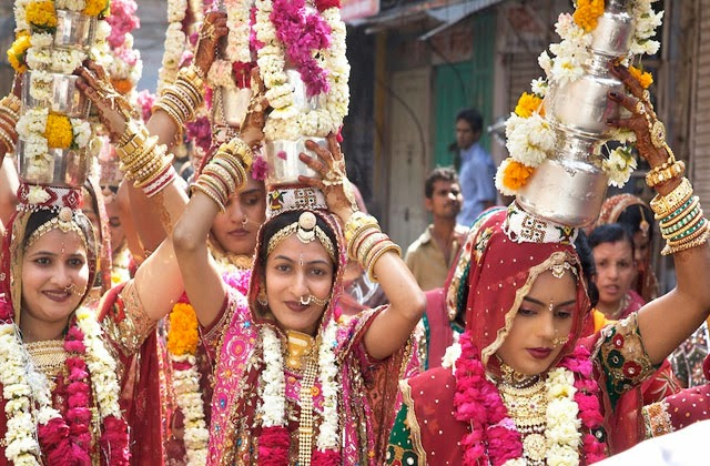 Gangaur Festival, Rajasthan-Learn about the Festival of Marriage and Love -