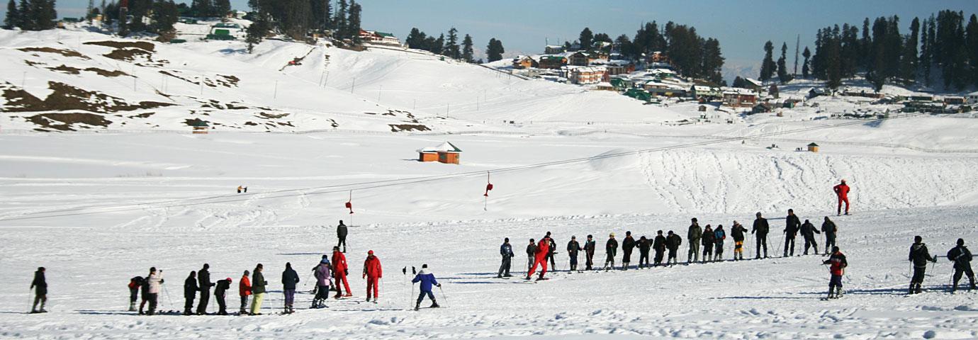 Gulmarg, Jammu