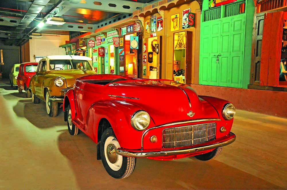 Heritage Transport Museum of Gurgaon