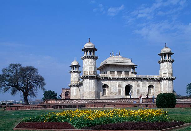 Itimaduddaula's Tomb, Agra