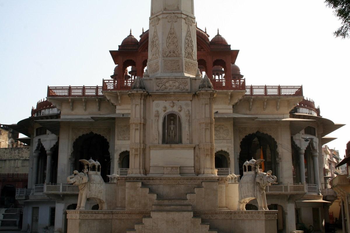 Jain temples in the Islamic land, Ajmer