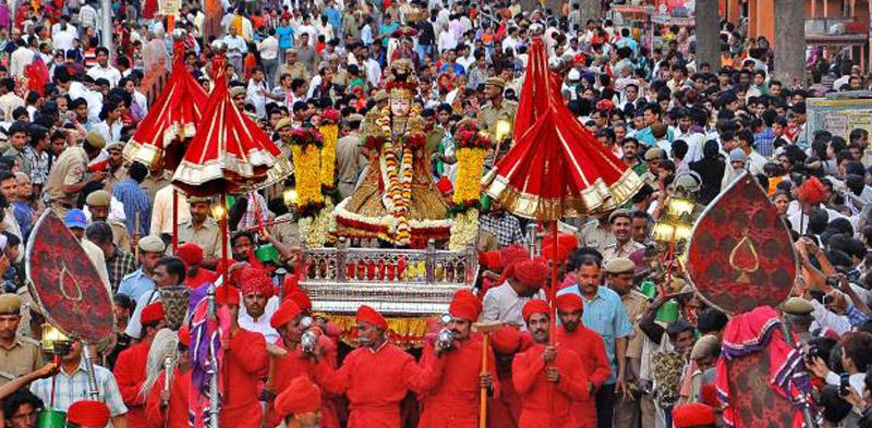 Jaipur Gangaur Festival