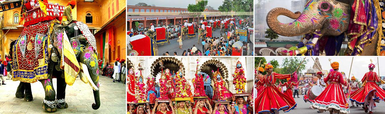 Jaisalmer Gangaur Festival