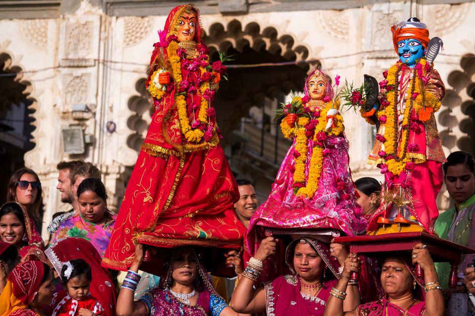 Jodhpur Gangaur Festival
