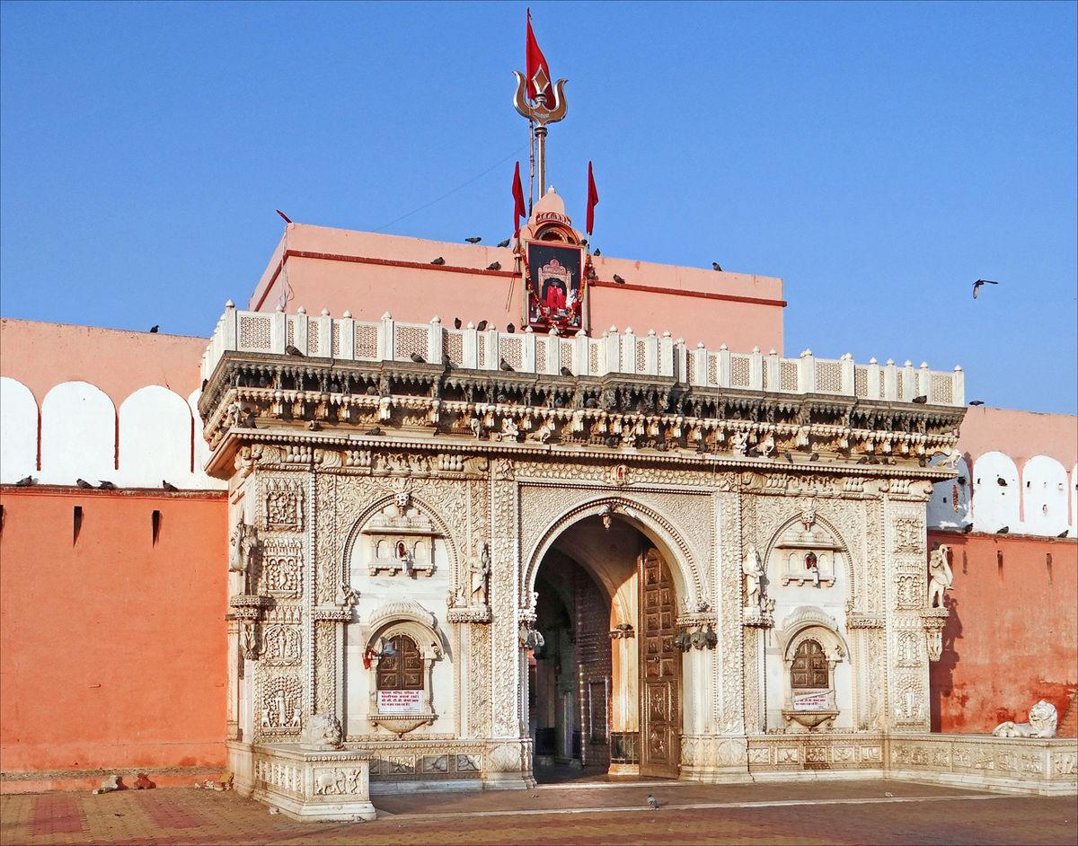 Karni Mata Temple,Bikaner