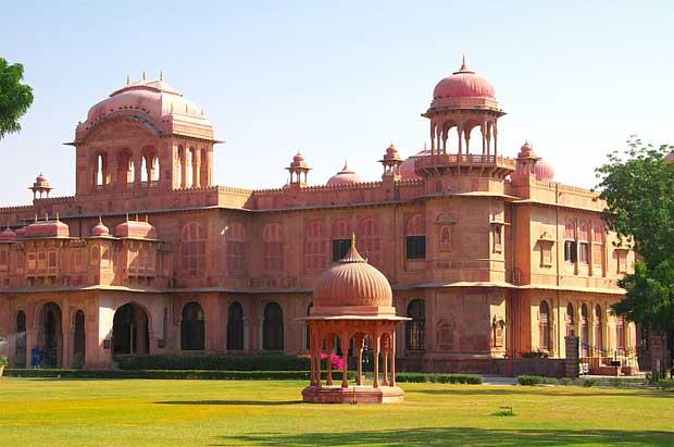 Lalgarh Palace, Bikaner