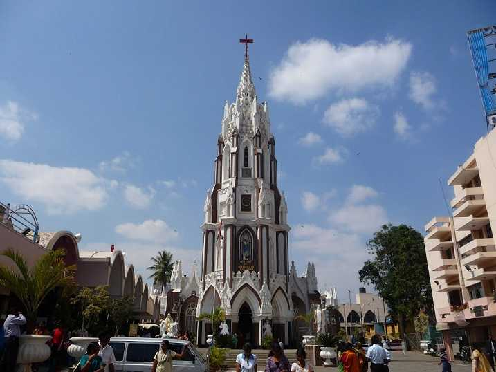 St. Mary's Basilica, Bangalore