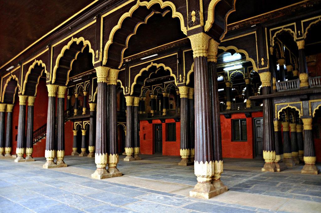Tipu Sultan Palace, Bangalore