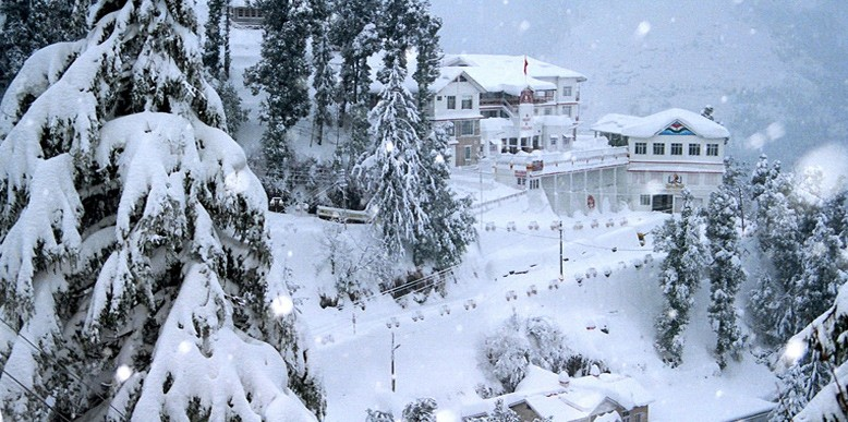 Snowfall Destinations in India