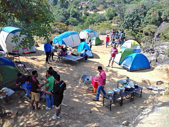 Camping Experience at Mt. Abu