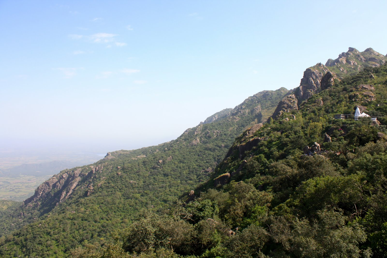 Honeymoon Point - Mount Abu