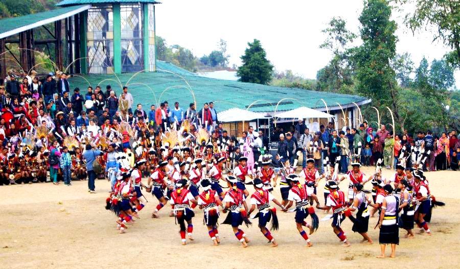 Hornbill Festival,Kohima