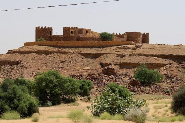 Khaba Fort, Jaisalmer