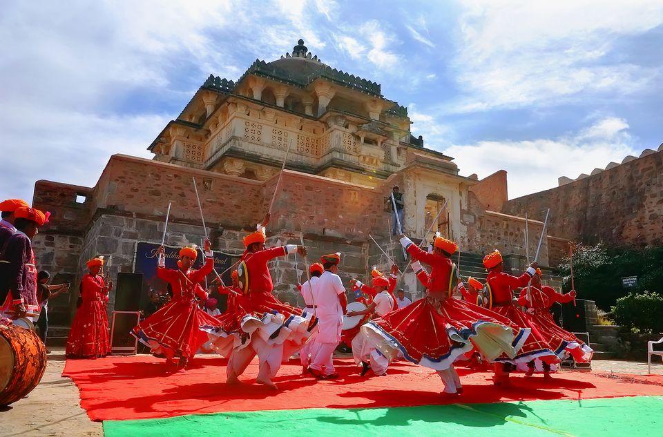 Kumbhalgarh Festival, Rajasthan