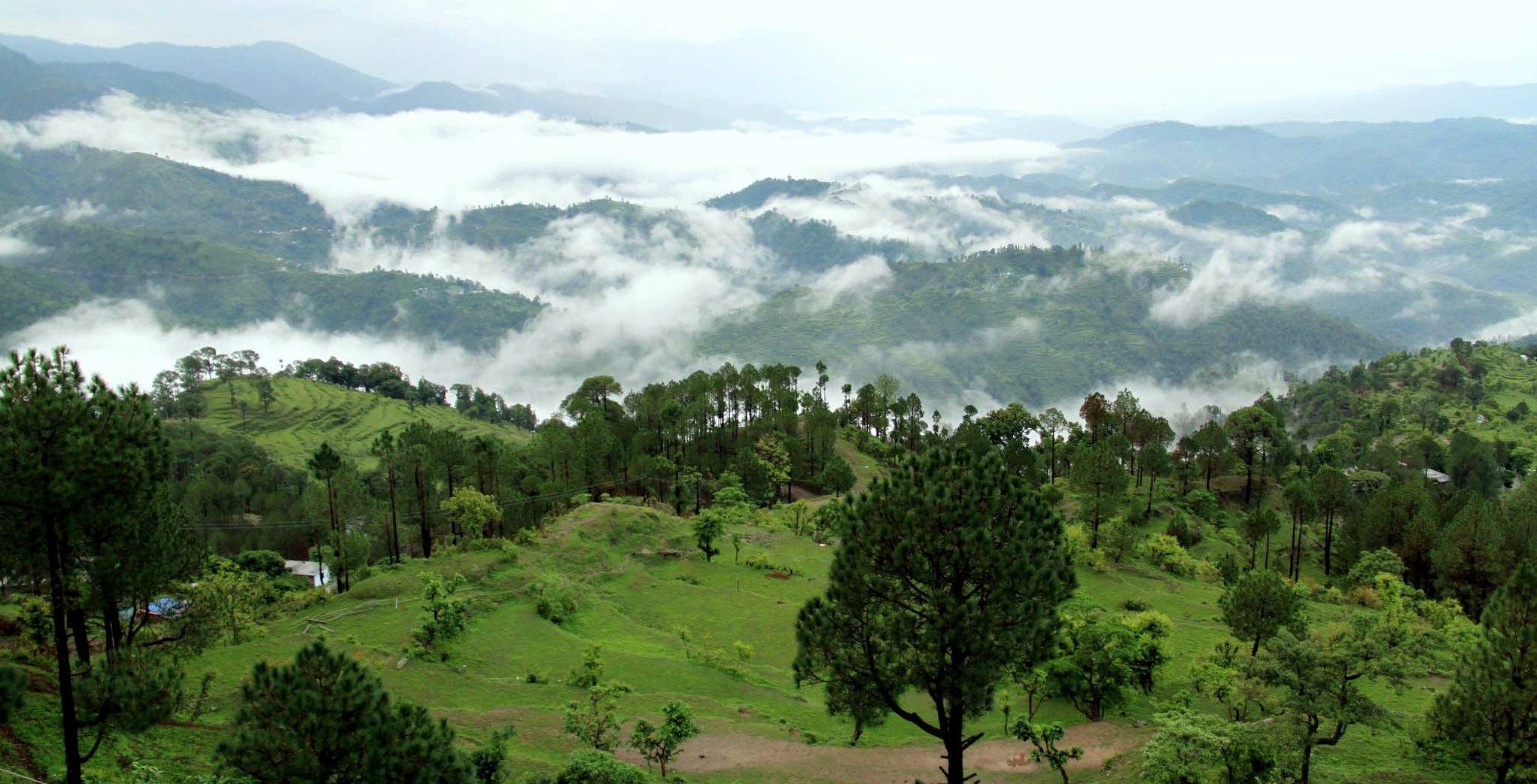 Lansdowne, Pauri Garhwal