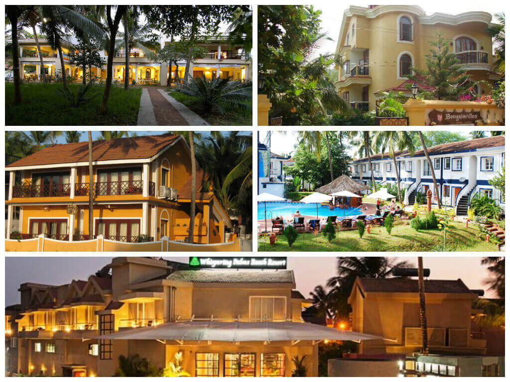 Luxury Hotels in Goa