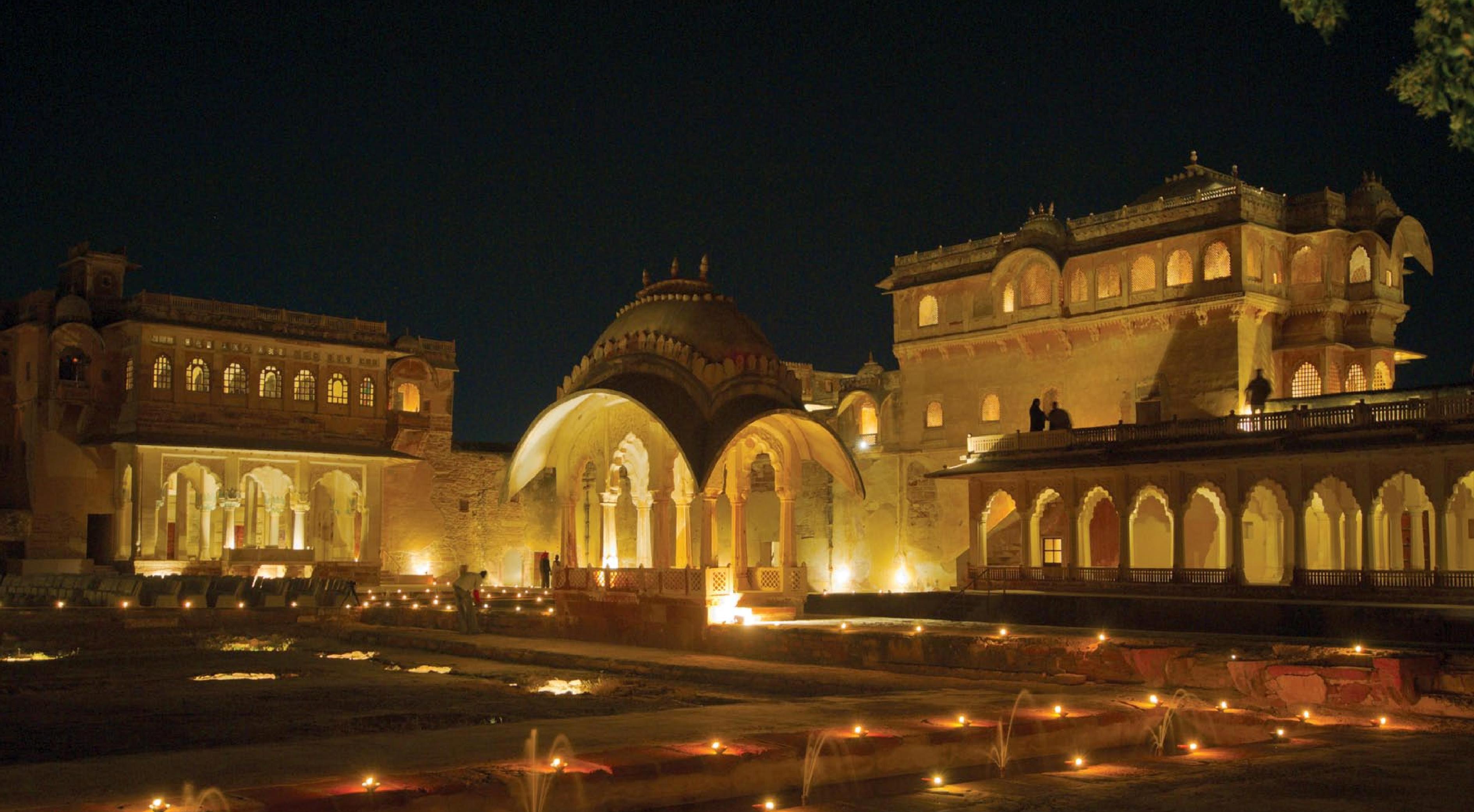 Rajasthan in November
