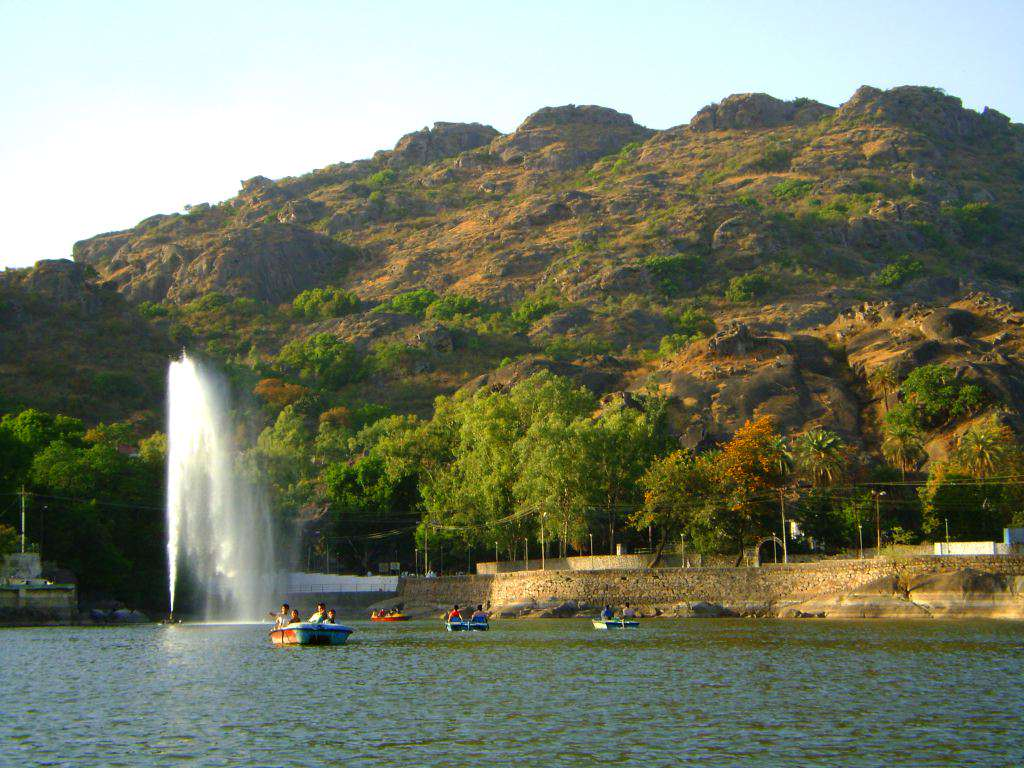 Nakki Lake - Mount Abu