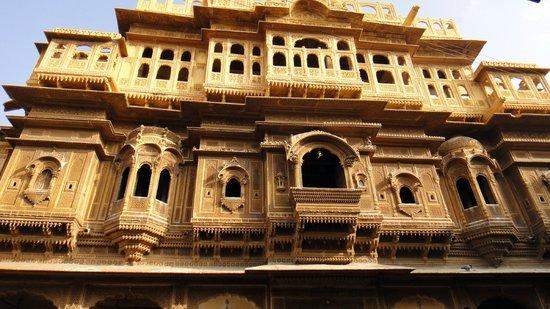 Nathmal ki Haveli, Jaisalmer