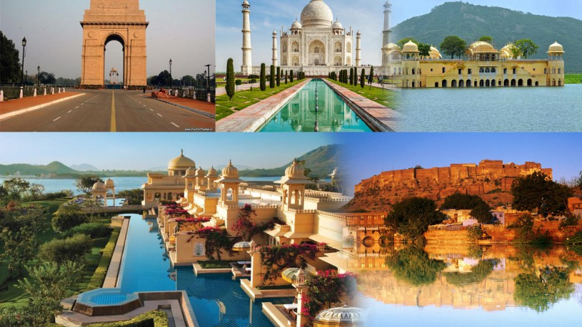 North India Tourist Attractions