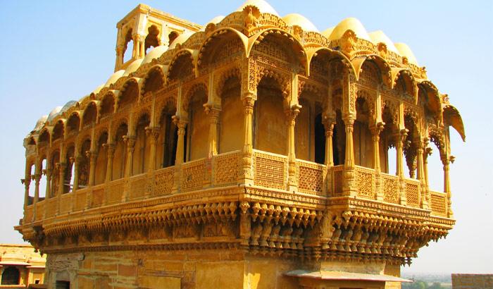 Salim Singh ki Haveli, Jaisalmer