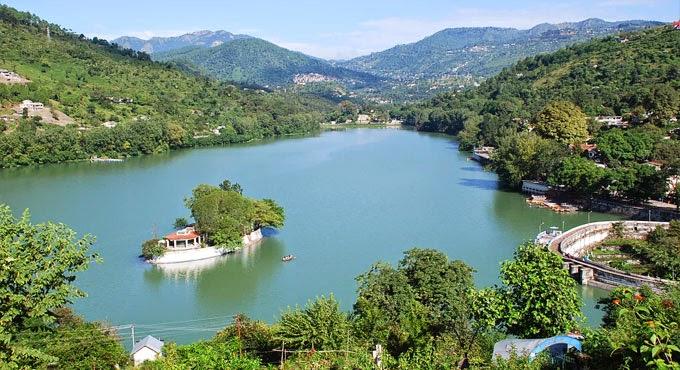 Bhimtal Lake, Nainital