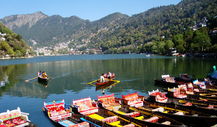 Boating Ride, Nainital