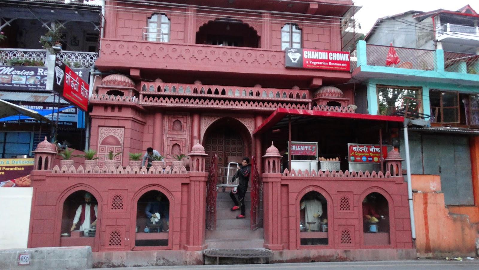 Chandni Chowk, Nainital