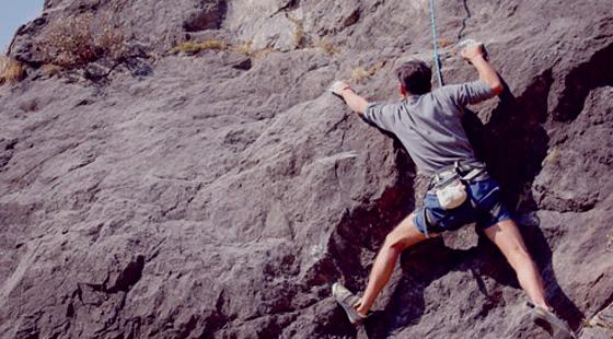 Rock Climbing, Nainital