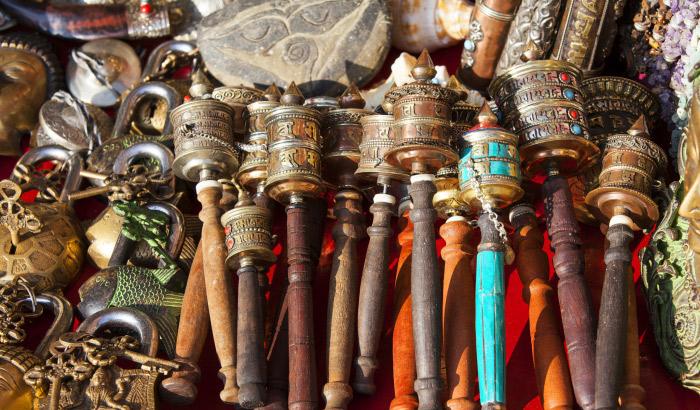 Tibetan Market, Nainital