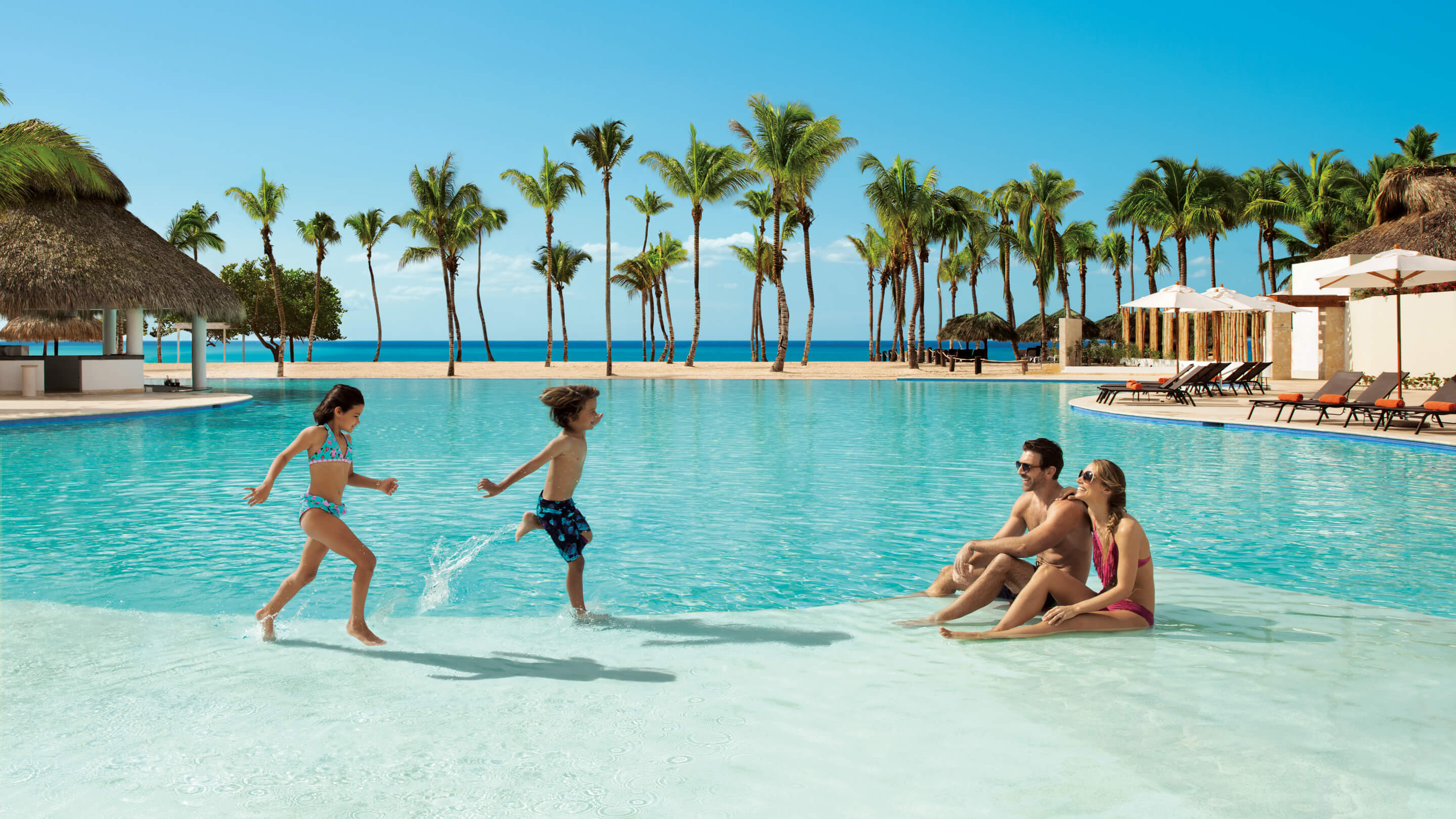 Be family-friendly in every amenity