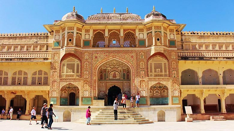 Amer Fort of Jaipur