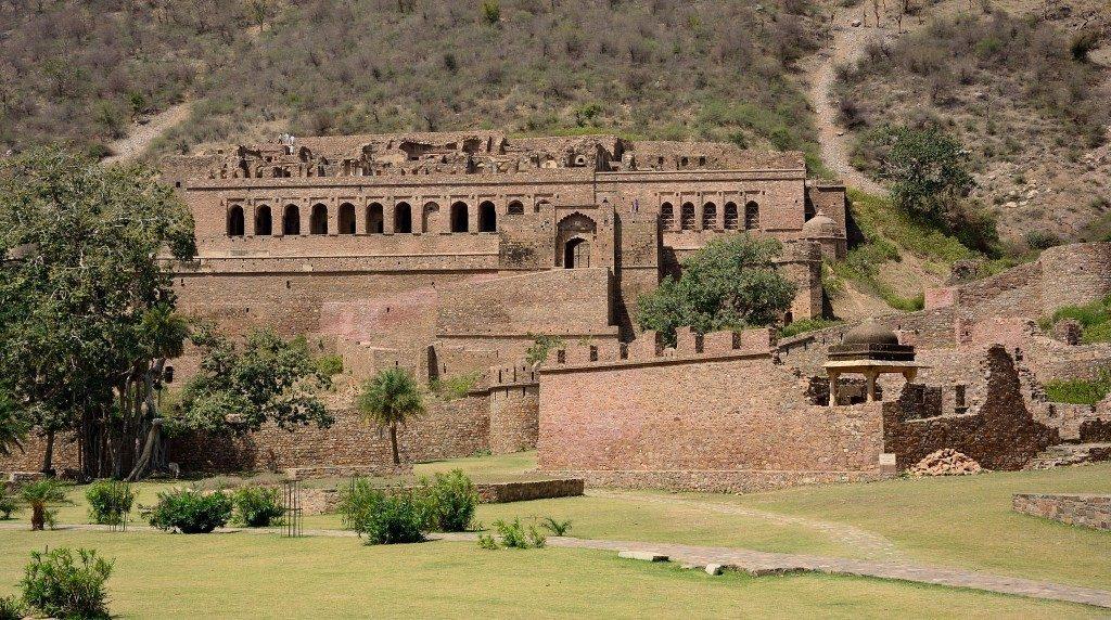 Bhangarh Fort of Rajgarh Tehsil