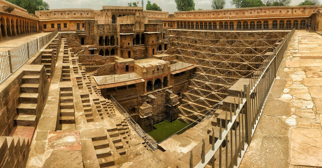 Chand Baori of Alwar