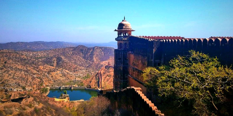 Jaigarh Fort of Jaipur