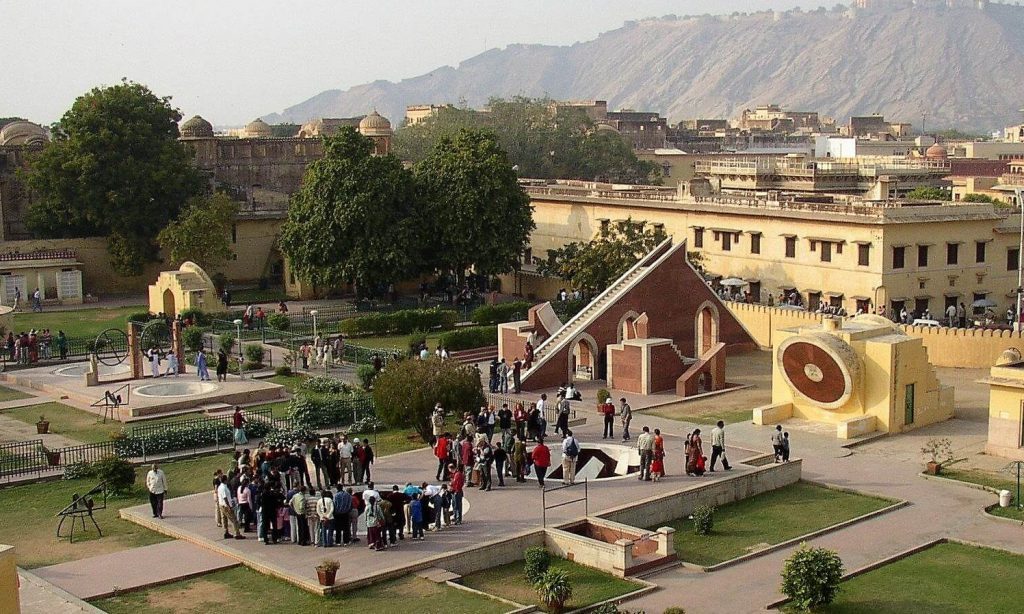 Jantar Mantar of Jaipur